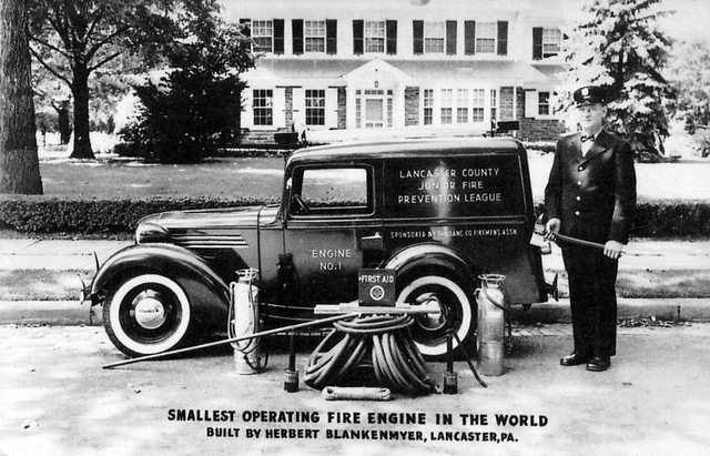 1938 Bantam Fire Engine