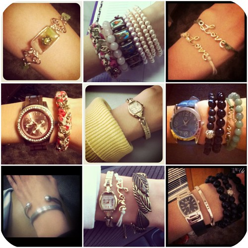 Instagram Arm Party
