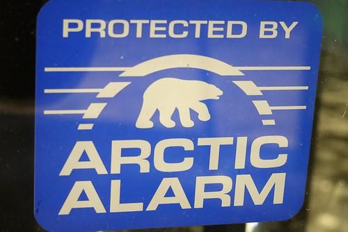 Arctic Alarm