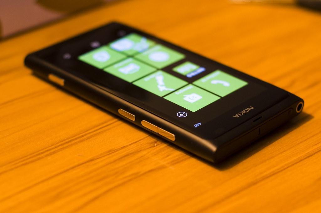 Nokia Windows Mobile Phone