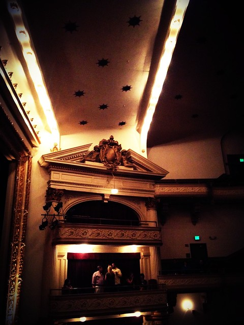 The Bijou Theatre is Haunted
