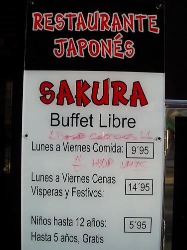 Zaragoza | Sakura | Cartel