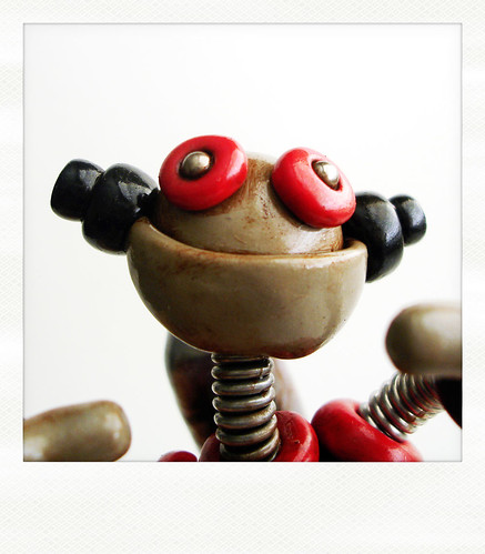 Sneak Peek | Weird Robot is Weird trying grab camera by HerArtSheLoves