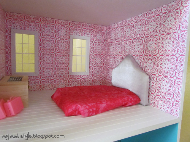 Dollhouse Master Bedroom1