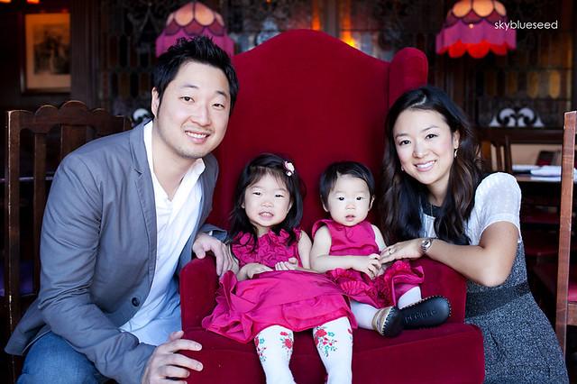 Kim Family Pic WM