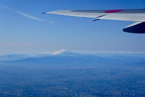 Hokkaido 2011 - 富士山
