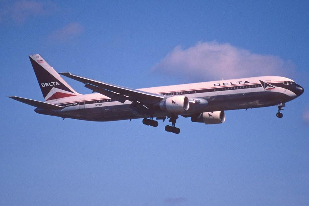 N179DN - B763 - Delta Air Lines