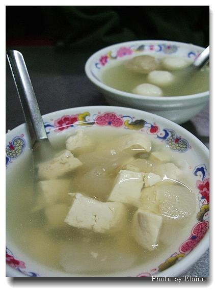 蘿蔔豆腐湯