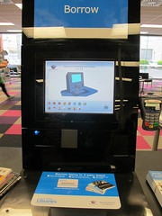 Self issue kiosk