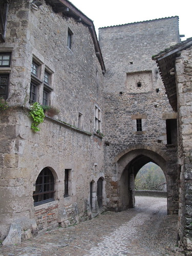 Pérouges, France