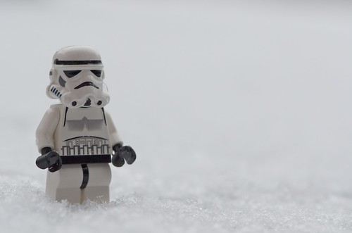 I'm no snowtrooper by Kalexanderson