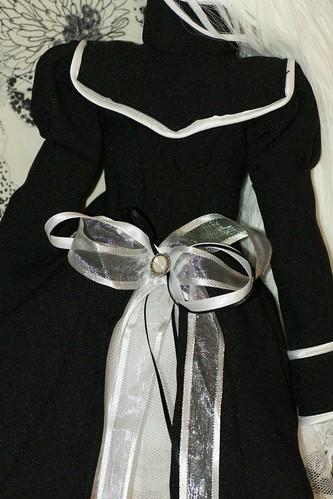 Detalles del traje