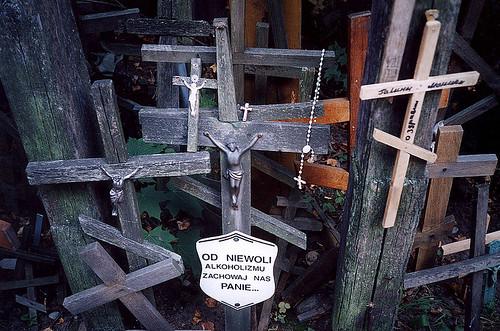 Grabarka: Hora křížů a zázraků ve východním Polsku