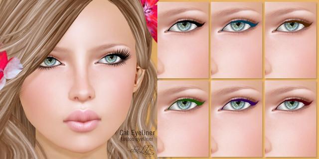 cheLLe - Cat Eyeliner