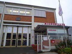 Niederegger Marzipan Factory