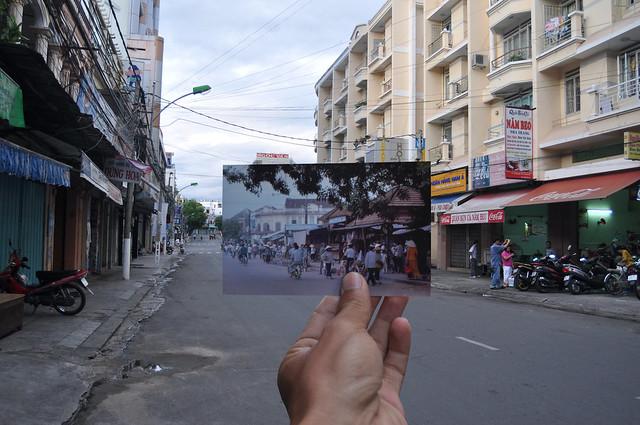 Đường Phan Bội Châu, Nha Trang khoảng những năm '60