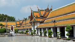 Bangkok - Wat Suthat (7)
