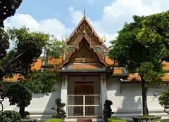 Bangkok - Wat Suthat (15)