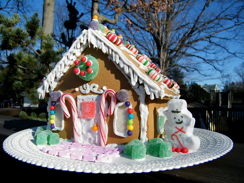 Gingerbread House by katiemetz, on Flickr