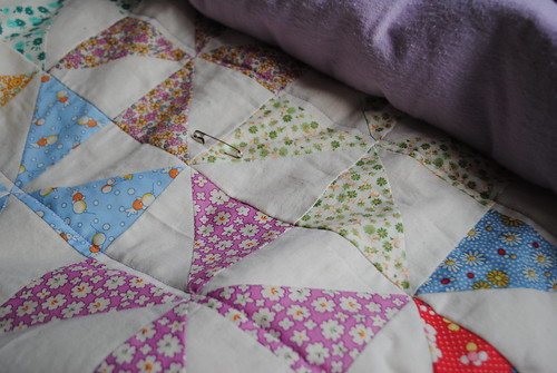 the lost quilt