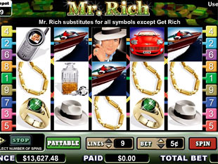 Mr. Rich slot game online review