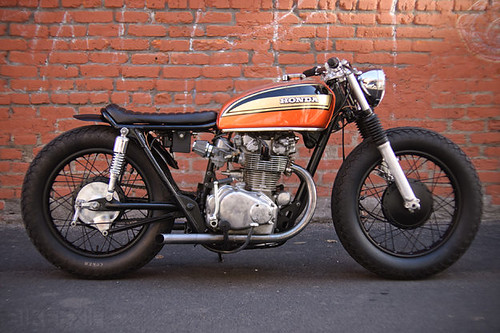 honda-cb450-cafe-racer-2 by graffig