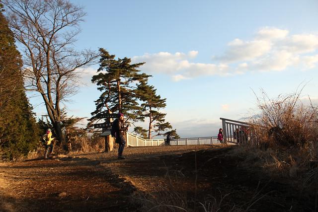 高尾山見晴らし台