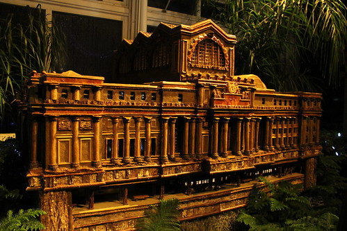 Pennsylvania Station Model