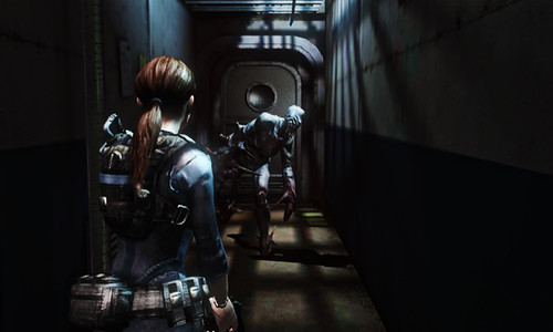 Resident Evil Revalations Co-op Mode Is Full Of Zombie Fun