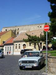 Lada 1200 (2101)  in Eger (Hungary)