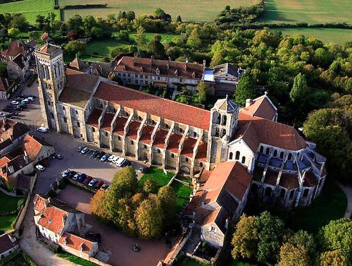 Basilique Sainte Marie-Madeleine de Vézelay