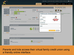 Parents and Kids Enjoy Online Access Through a Friendly Interface