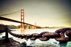 Golden Gate Bokeh
