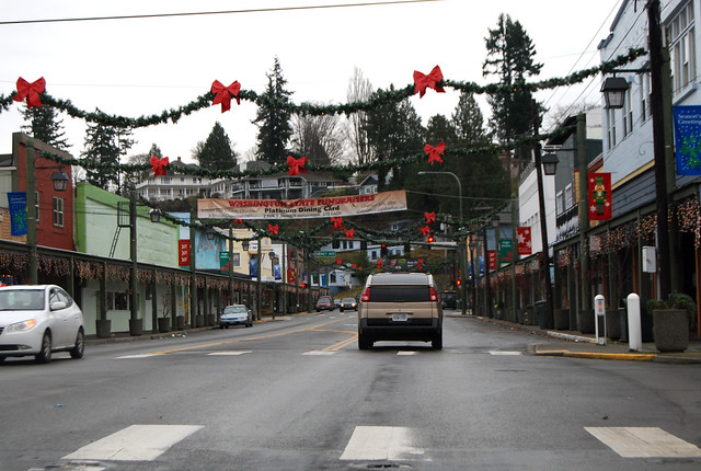SR 166 in Port Orchard