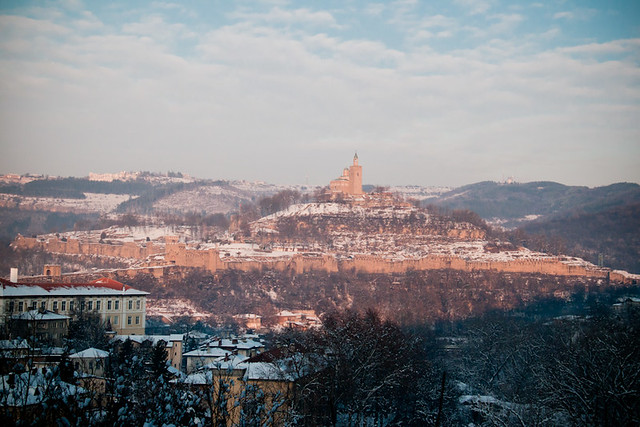 Tsarevets and Veliko Tarnovo
