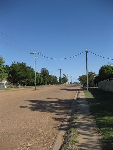 A street in Longreach