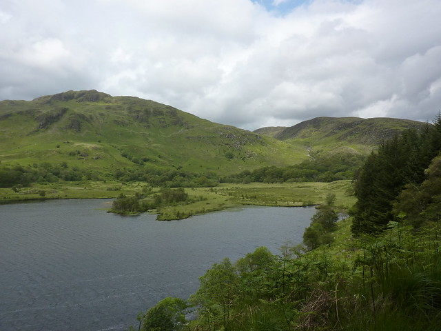 The top of Loch Trool