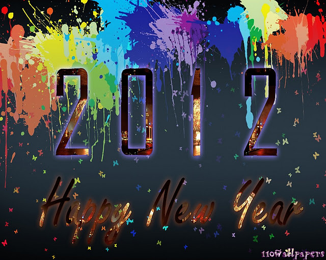 New Year 2012 High Quality Images and Wallpapers-41