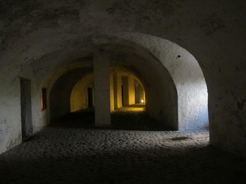 Casements, Kronborg Castle, Helsingør, Danmark