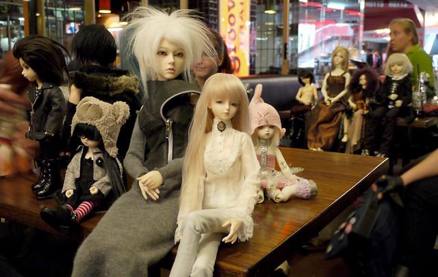 Dollmeets d'une Globe Trotteuse (Paris p3) 6604217557_893bb96a5e_z