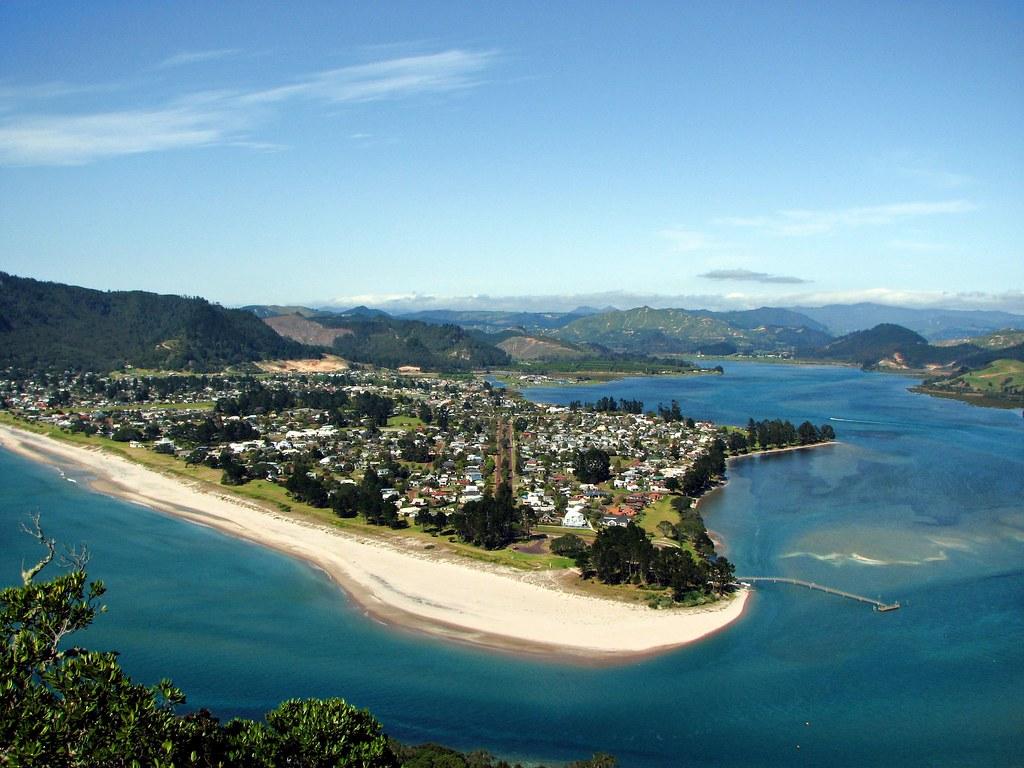 Hotels Coromandel Peninsula New Zealand