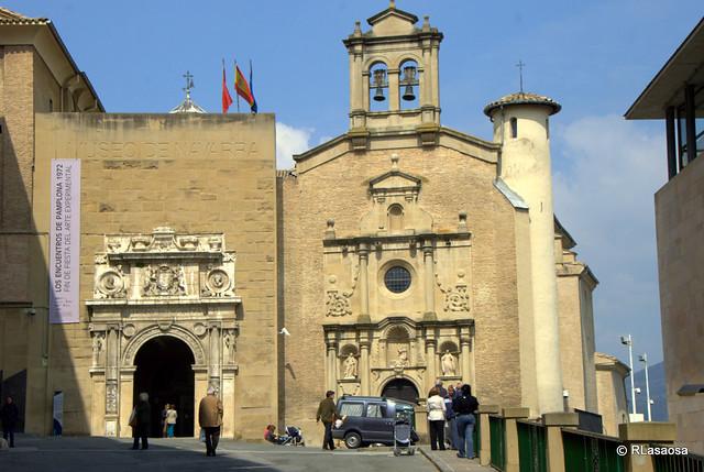 Pamplona en Semana Santa