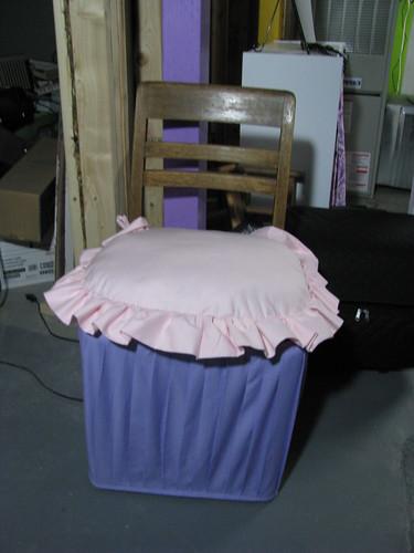 Cupcake Chair