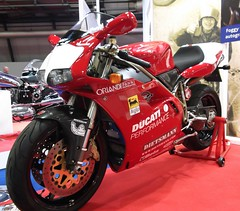 Ducati 916 SPS 'Carl Fogarty replica' (996cc)