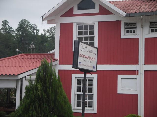 Restaurante donde sirven korvapuusti