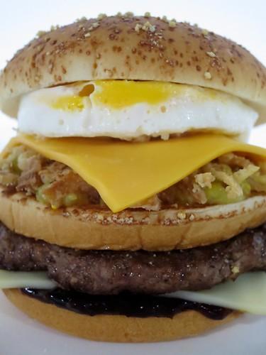マクドナルド Big America 第3弾 グランドキャニオンバーガー