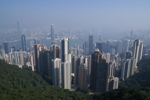 "The ""View"" from the Peak"