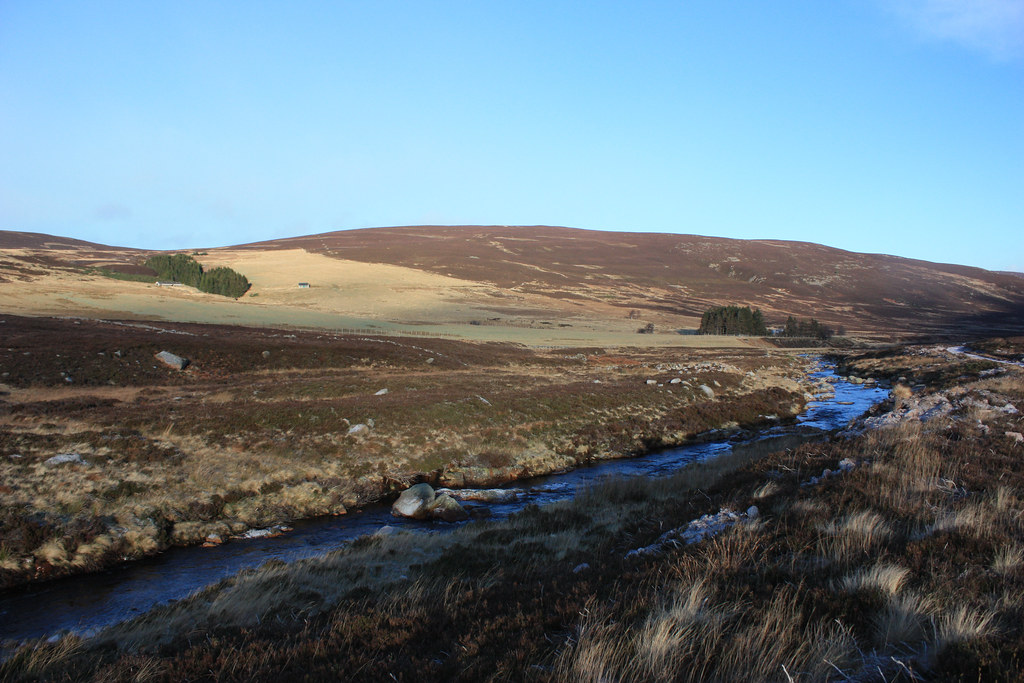 Farms in Glen Tanar
