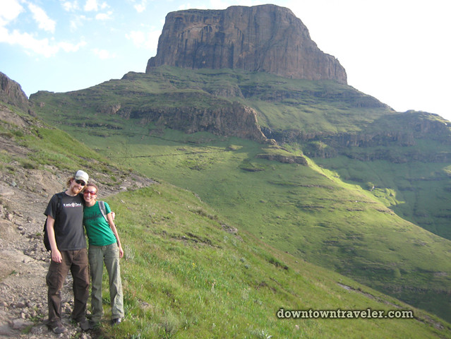Drakensberg Mountain Hike South Africa 01