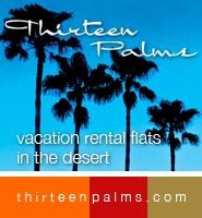 thirteenpalms.com banner ad for the web